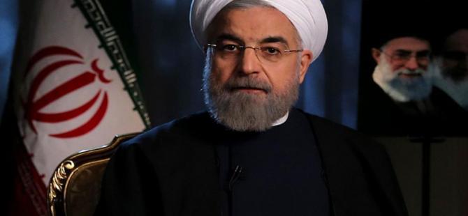 Ruhani'den ilk yorum