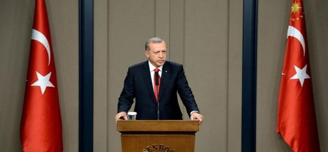 Erdoğan, İç Güvenlik Paketini onayladı