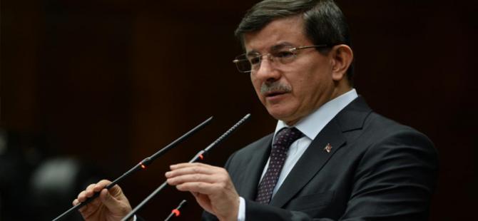 Davutoğlu Fenerbahçe'ye yapılan saldırıyı kınadı