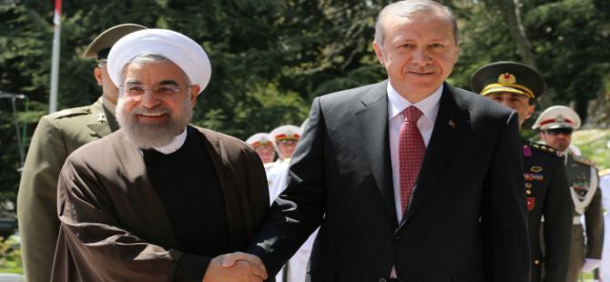 Cumhurbaşkanı Erdoğan tepkiler altında İran'da