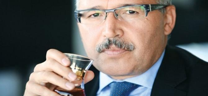'Aday listesine rengi Davutoğlu verdi'
