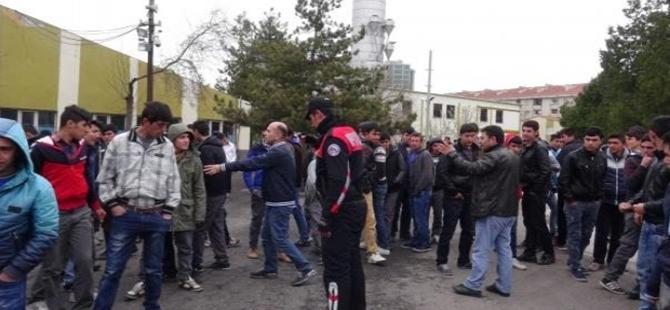 Aksaray'daki bir lisede havaya ateş açıldı