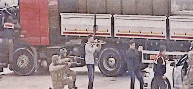 MİT TIR'larını durduran askerlerin ifadeleri