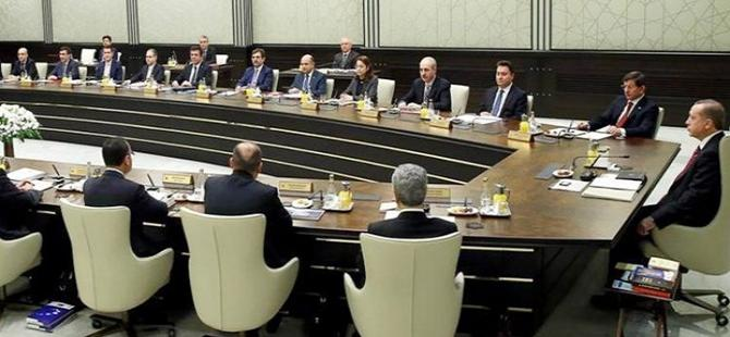 Erdoğan, Bakanlar Kurulu'nu 20 Nisan'da toplayacak