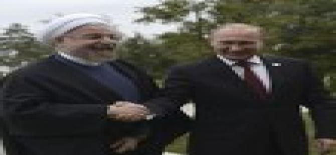 Rusya ve İran'dan flaş anlaşma!