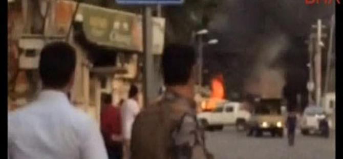 Erbil'de ABD Başkonsolosluğu yakınında patlama!