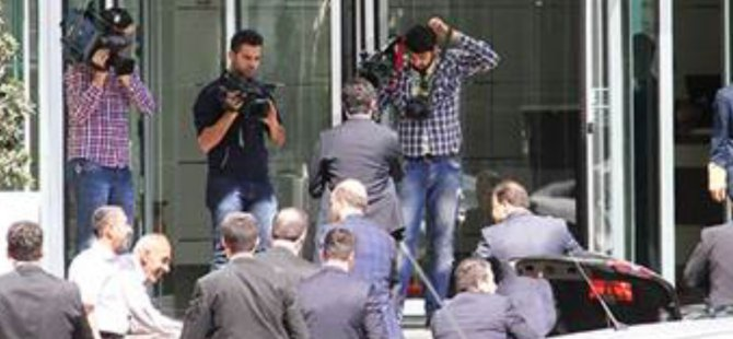 Bilal Erdoğan, okul müdürleri ile toplantı yaptı