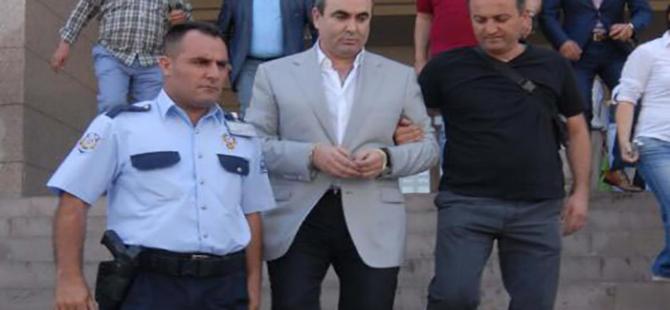 Erol Evcil İzmir'de yazlığında yakalandı