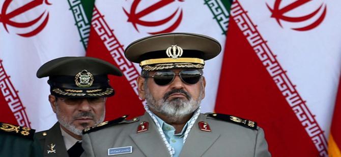İranlı general Hüseyin Selami'den ABD'ye mesaj!