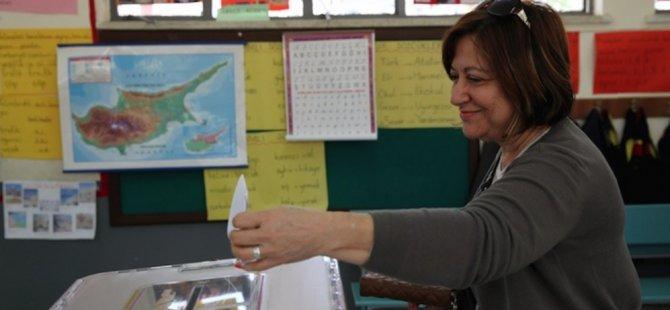 KKTC'de seçim sonuçları
