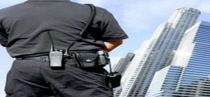 Özel güvenlikçilere kamu şoku!