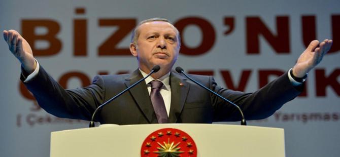 Erdoğan'dan HDP'ye yapılan saldırı için açıklama