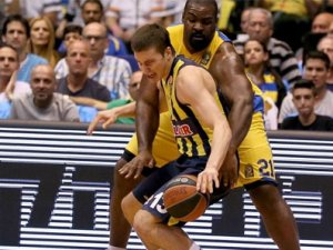 Maccabi Electra - Fenerbahçe Ülker: 74-75