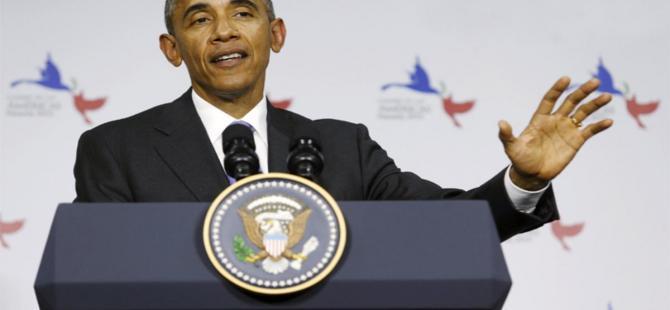 Barack Obama 'soykırım' demeyecek