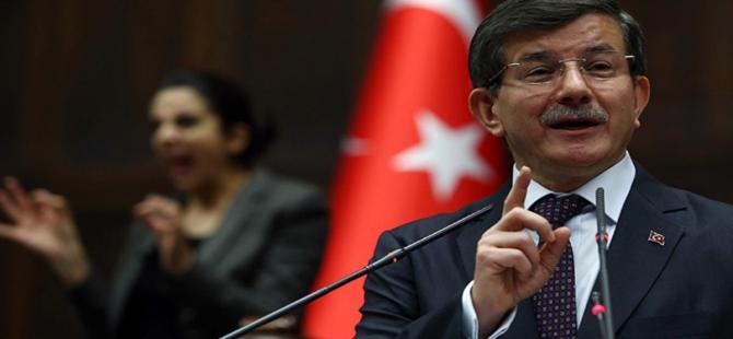 """Başbakan Ahmet Davutoğlu: """"HDP'nin barajı geçip geçmemesiyle ilgilenmiyoruz"""""""