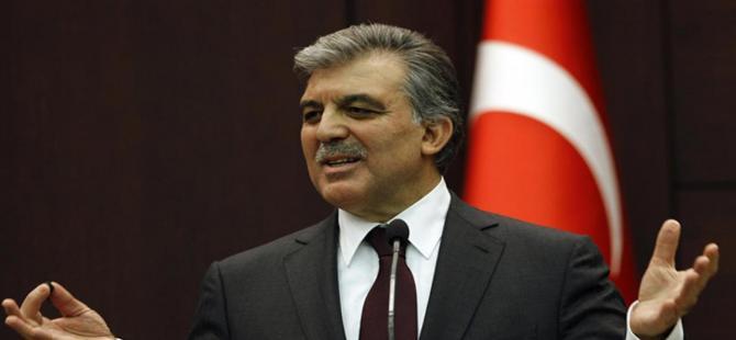 """Abdullah Gül: """"AK Parti'nin esas kurucusu benim"""""""