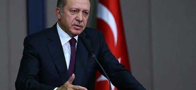 Erdoğan'ın 1 Mayıs mesajı