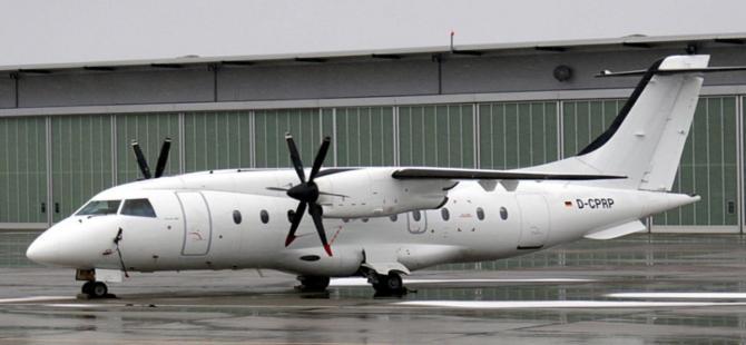 Dornier 328 Türkiye'de üretilecek