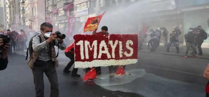 Tayyip Erdoğan: 1 Mayıs'ta Taksim yasak!