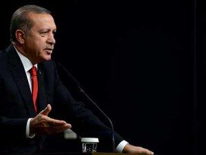 Erdoğan: ''Bu zihniyeti kınıyorum''