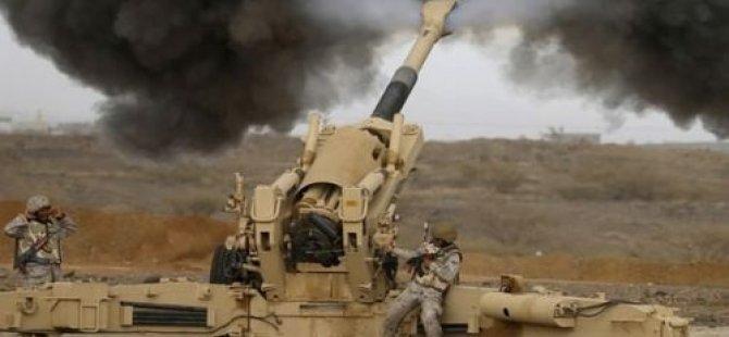 3 Suud askeri öldürüldü