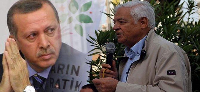'Erdoğan ile hapis yatmayı şeref addediyorum'