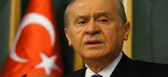 MHP koalisyon için üç şartlı teklifini açıkladı