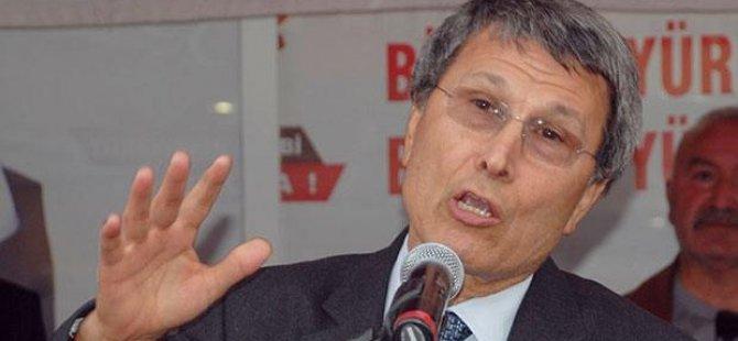 Halaçoğlu: AKP'li Vekil 'memleketi kurtarın hocam' dedi