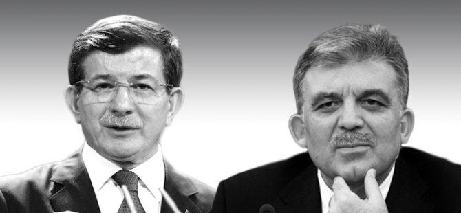 Gül Davutoğlu'nu, Davutoğlu Gül'ü YALANLADI!