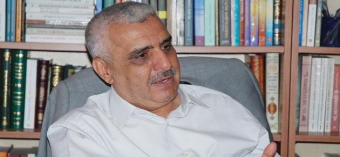 Ali Bulaç: Kayyum maaşıma el koydu!