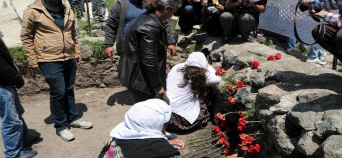 Tunceli'de 4 Mayıs 1938 anması