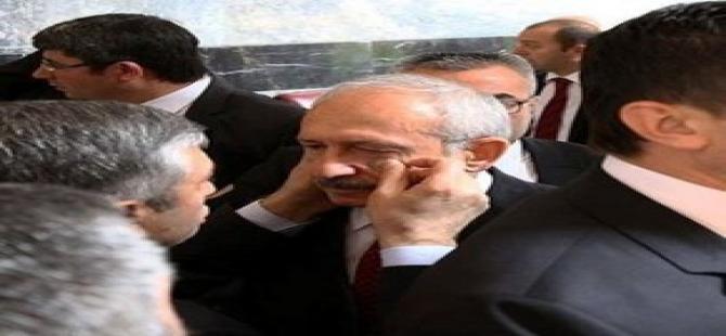 Kılıçdaroğlu'na yumruk cezası: 2 yıl 6 ay!