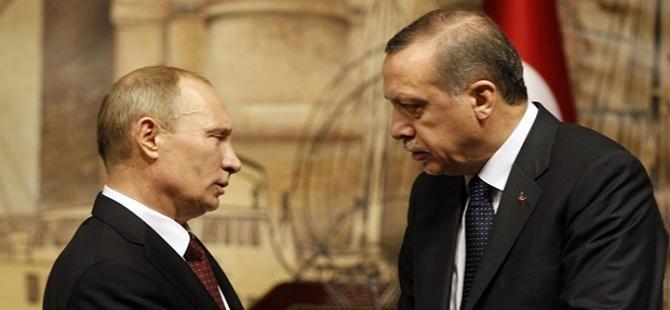 Erdoğan, Putin'in davetine icabet etmeyecek