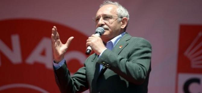 Kılıçdaroğlu: Sen pırlantadan ÖTV'yi kaldırdın, ben de mazottan kaldıracağım