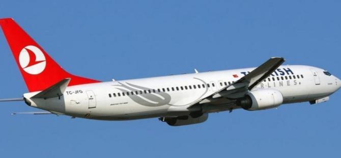 THY uçağı İzlanda'ya acil iniş yaptı!