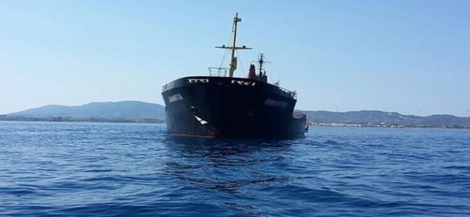 Saldırıya uğrayan Türk gemisi ülkeye dönüyor