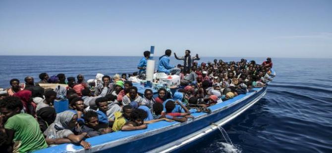 Avrupa ülkelerine 'göçmenleri paylaşın' önerisi