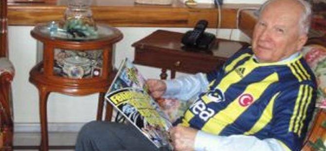 Fenerbahçe'den Kenan Evren için başsağlığı ilanı