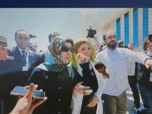 Cenazede 'Haram olsun' krizi