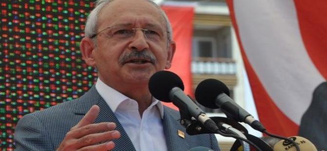 Kılıçdaroğlu: Ülkede istikrar mı kaldı ki...
