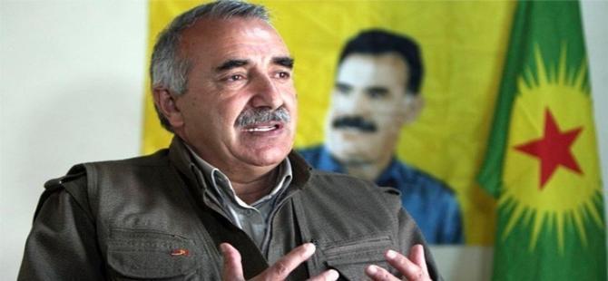 Murat Karayılan: Bizim için savaş gerekçesidir