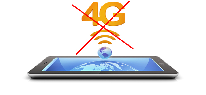 Türkiye 4G'yi pas geçiyor!
