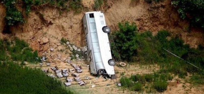 Feci kaza: 35 kişi öldü