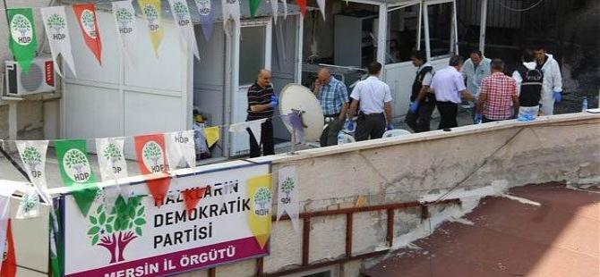 HDP: İktidar destekli karanlık güçler devrede