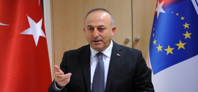 Dışişleri Bakanı Çavuşoğlu: Hiçbir savcı muhalif basını susturma talimatı veremez