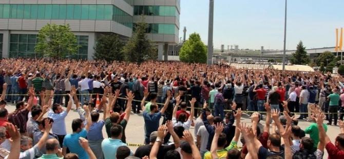 Bursa'da direniş büyüyor
