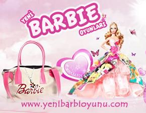 Barbi Oyunları Gerçekten Çok Eğlenceli