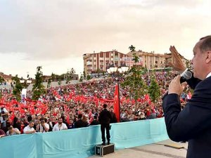 Seçim kurulundan Cumhurbaşkanı Erdoğan için flaş karar