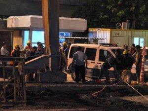 Metro inşaatında kaza: Bir işçi yaşamını yitirdi