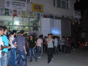 Kilis'te HDP'lilere saldırı girişimi